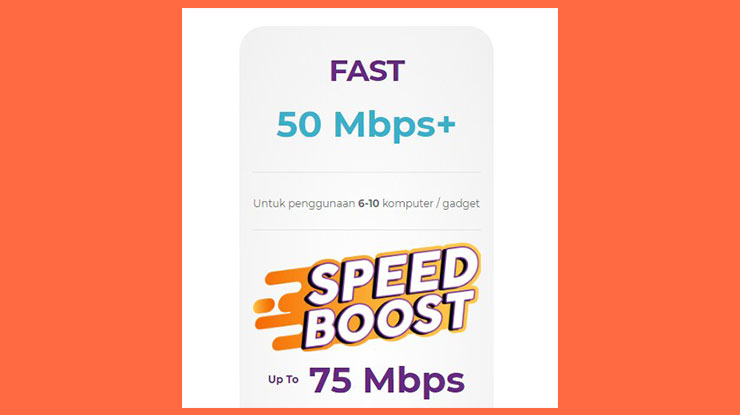 Fast 30 Mbps