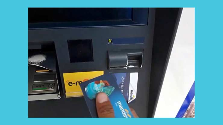 Bayar Tagihan First Media via ATM Mandiri