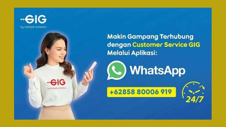 Call Center GIG Indosat