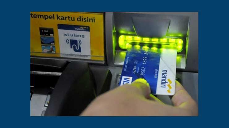 Bayar Tagihan CBN Fiber Lewat ATM Mandiri