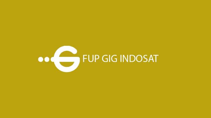 Batas FUP GIG Indosat Berdasarkan Jenis Paket