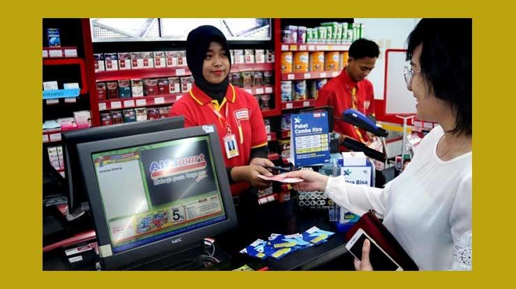Biaya Admin Pembayaran GIG Indosat via Alfamart Indomaret
