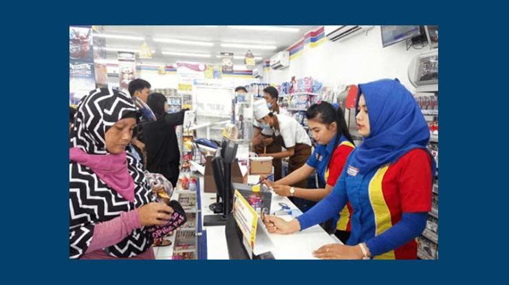 Bayar Tagihan CBN Fiber Lewat Kasir Mini Market