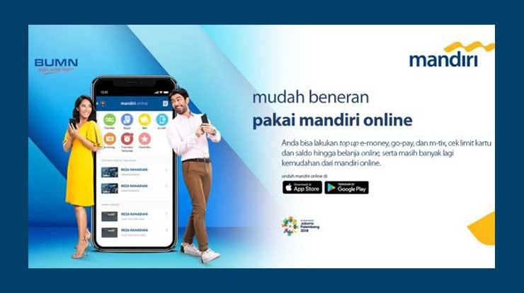 Bayar Tagihan CBN Fiber Lewat Mandiri Online