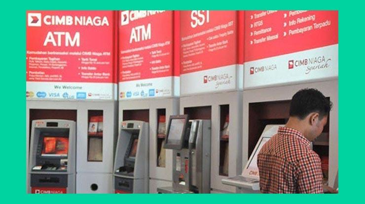 Bayar XL Home Lewat ATM CIMB Niaga