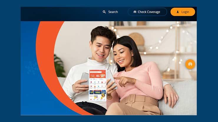 Cek Jaringan CBN Fiber Lewat Website
