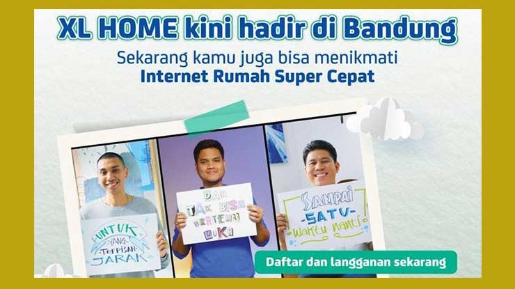 Daerah Jangkauan XL Home