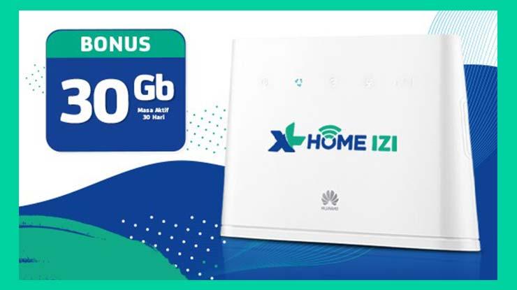 Harga Paket XL Home Pascabayar