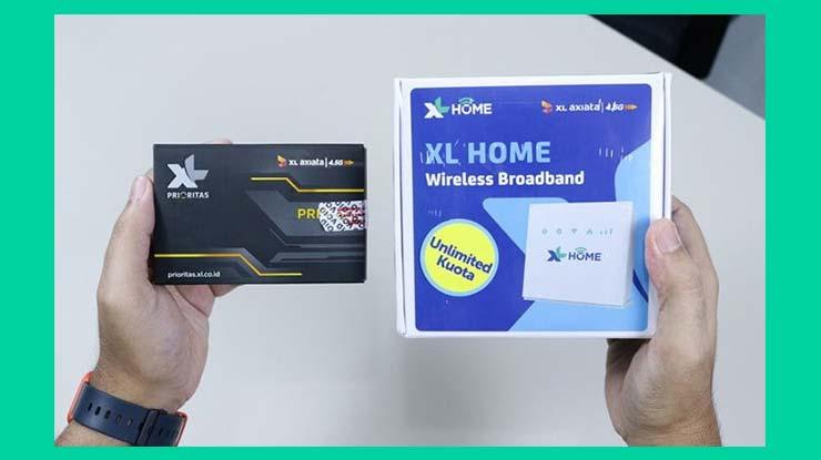 Harga Paket XL Home Prabayar
