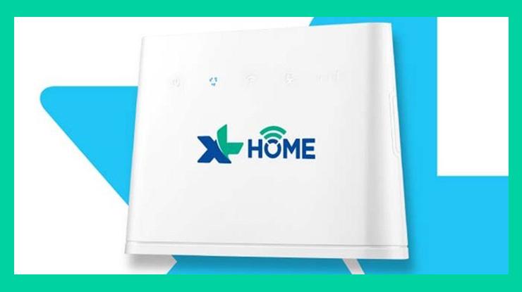 Internet Rumah Terbaik XL Home