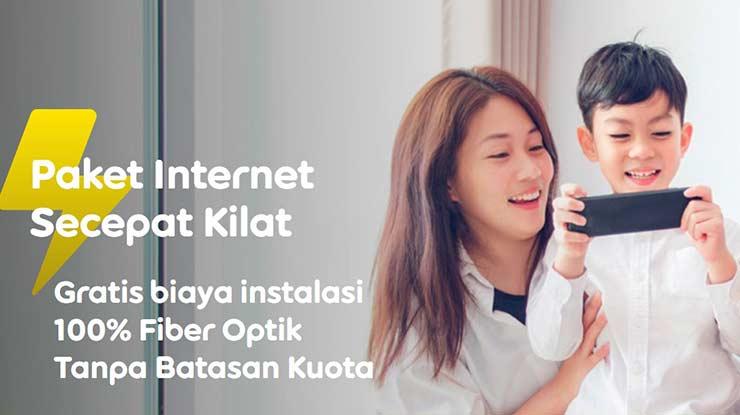 Kesimpulan GIG Indosat
