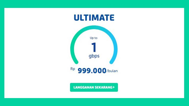 Paket Internet Ultimate