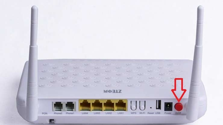 Restart Wifi Indihome Dengan Metode Alternatif
