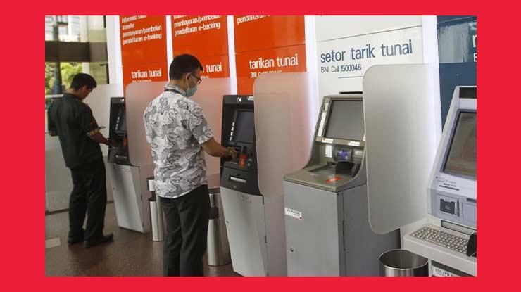 Bayar Deposit Indihome Lewat ATM BNI