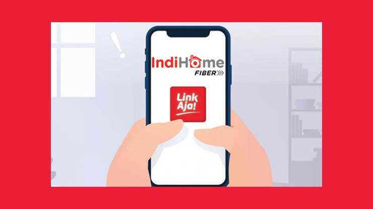 Cek Tagihan Indihome Lewat Aplikasi LinkAja