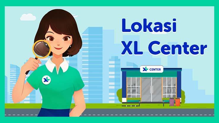 Daftar Alamat Kantor XL Home