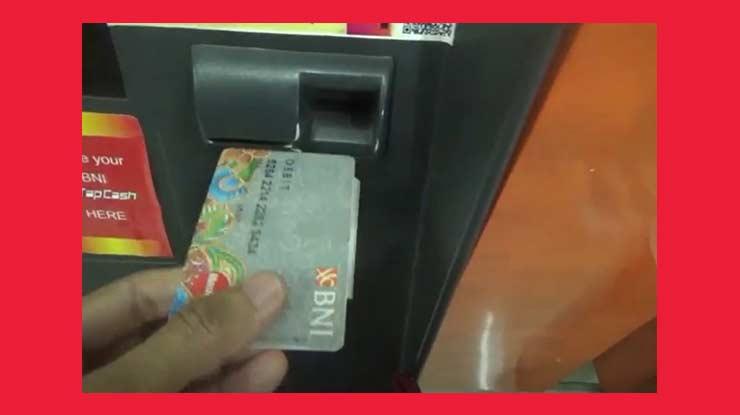 Kunjungi Gerai ATM BNI