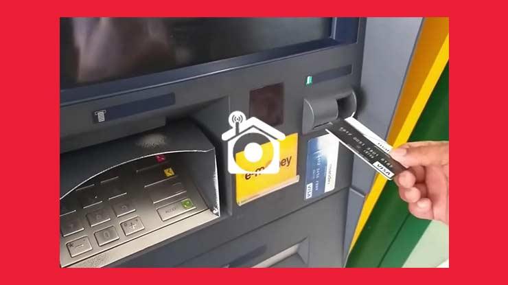 Kunjungi Gerai ATM Mandiri