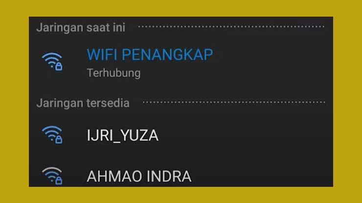 Router Wifi Siap Digunakan