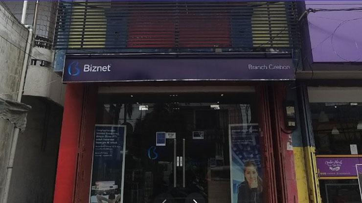 Alamat Branch Biznet di Kota Cirebon