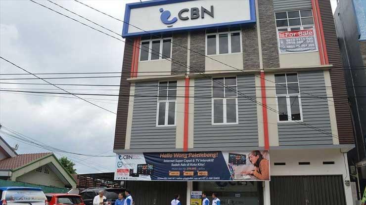 Alamat Kantor Cabang CBN di Palembang