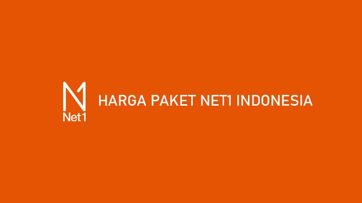 Harga Paket Net1 Indonesia Personal Bisnis Seru Suka Suka