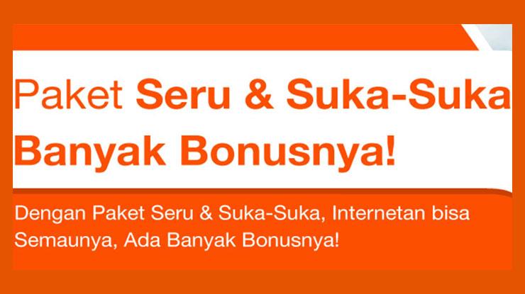 Harga Paket Net1 Seru
