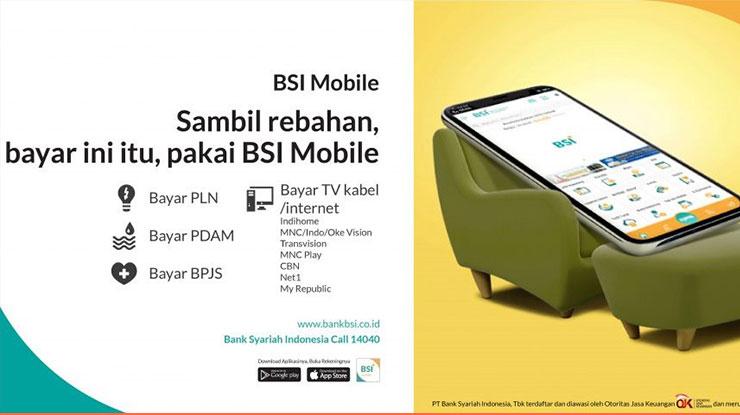 Tarif Admin Melunasi Tagihan MNC Play di BSI Mobile