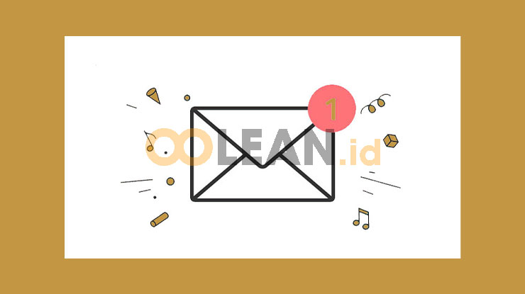 3. Konfirmasi Via Email