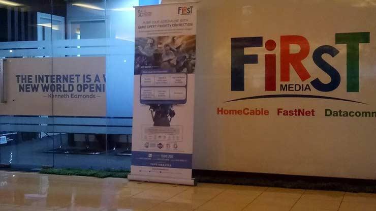 Alamat Branch First Media Bandung