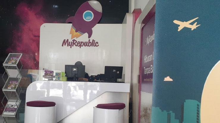 Alamat Branch MyRepublic di Bekasi