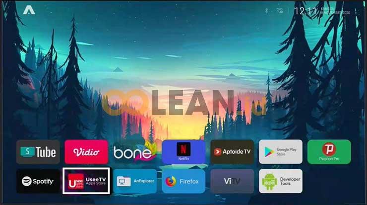 Buka UseeTV App Store