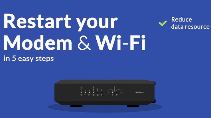 Cara Mengatasi Masalah Pada Lampu Router First Media