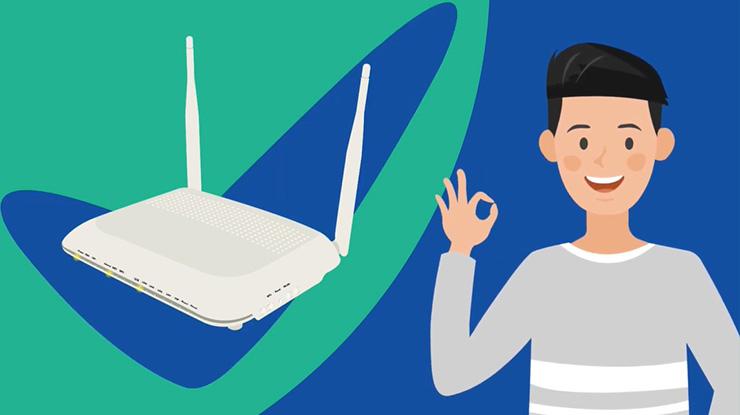Cara Mengatasi Wifi XL Home Los Merah