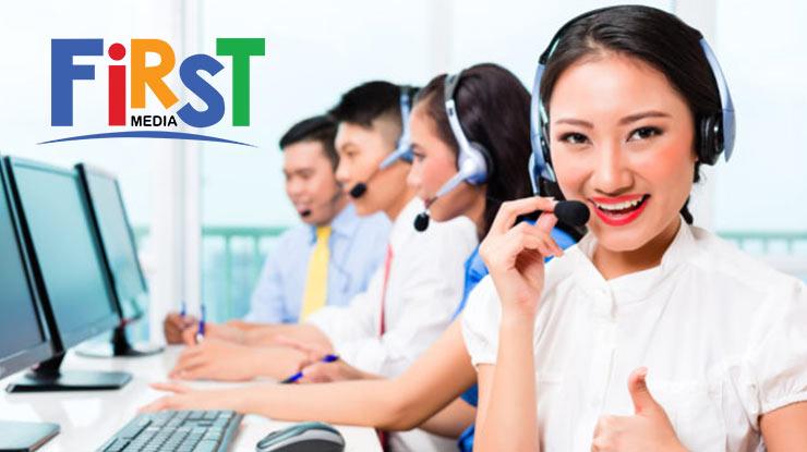 Cara Tambah Layanan First Media via Call Center