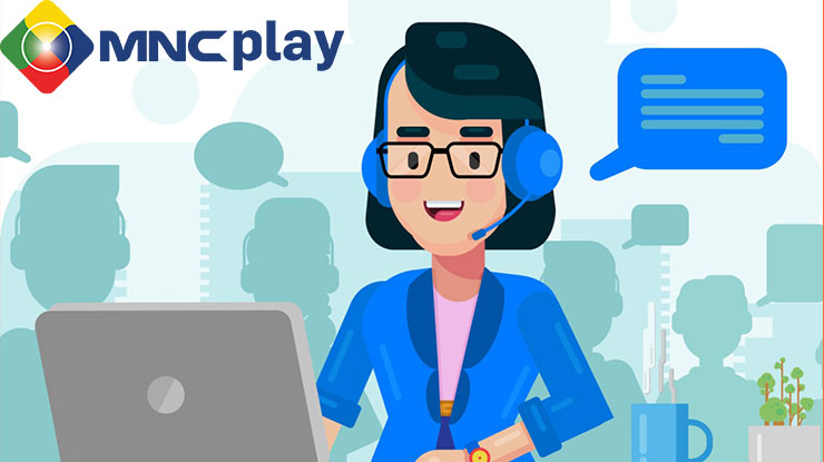 Lewat Call Center MNC Play