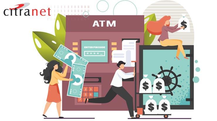 Pembayaran Citranet Via ATM