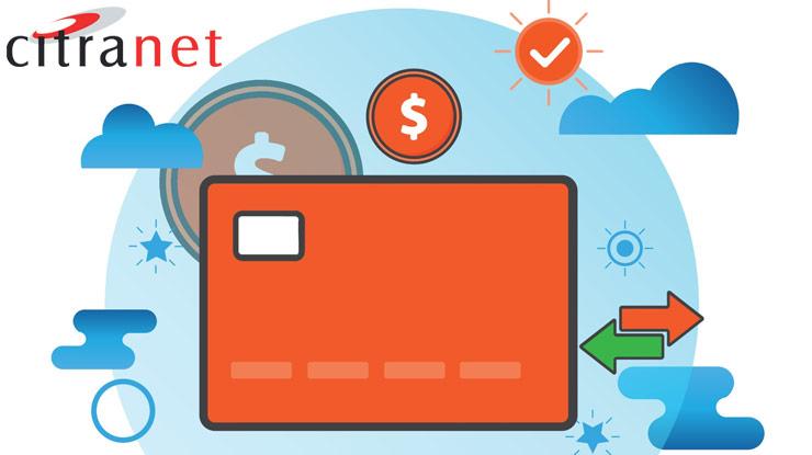 Cara Bayar Via Kartu Kredit