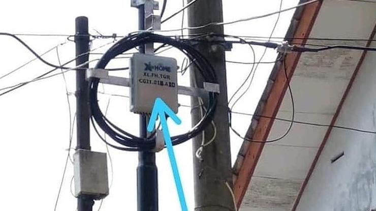 Penyebab Lampu Wifi XL Home Los Merah