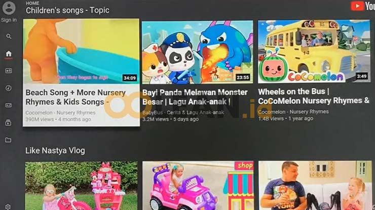 Youtube Sudah Behrasil di Buka