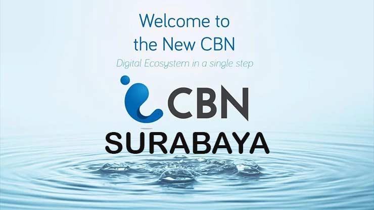 CBN Fiber Surabaya