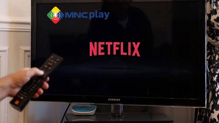 Cara Instal Netflix di TV MNC Play