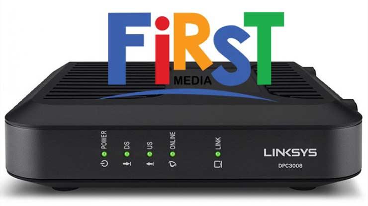 Cara Mengatasi Koneksi Wifi First Media Lemot