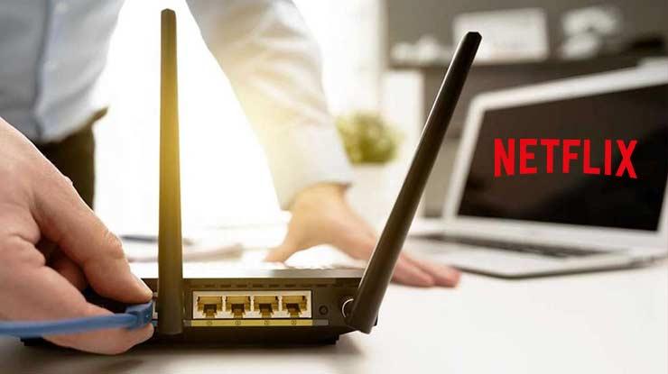 Cara Mengatasi Netflix di Wifi Indihome Lemot