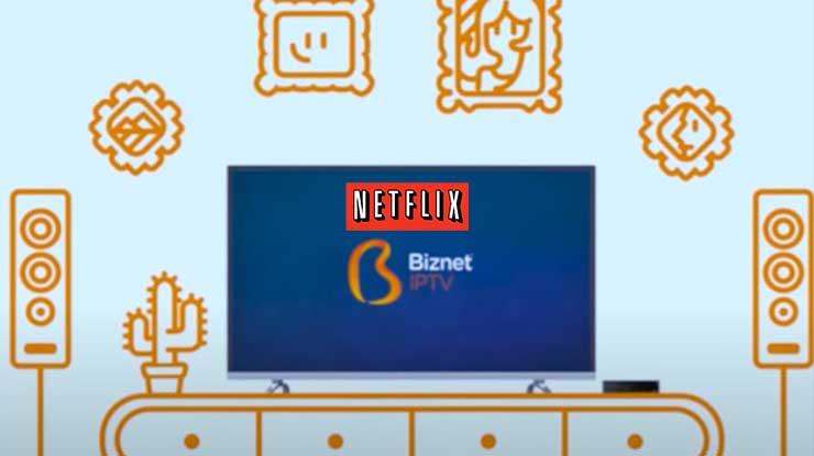 Cara Nonton Netflix di Biznet