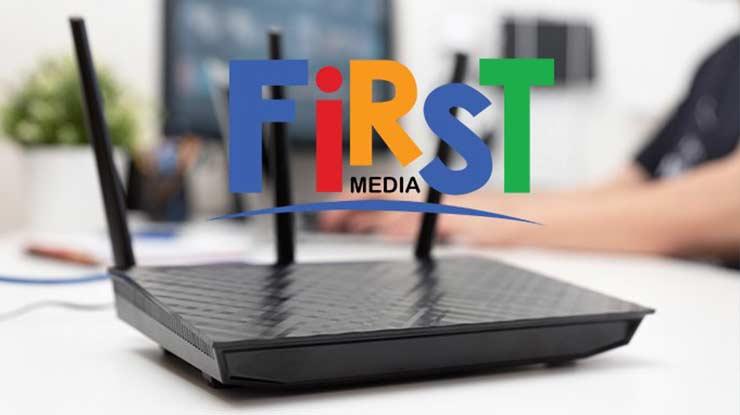 Lupa Password Wifi First Media