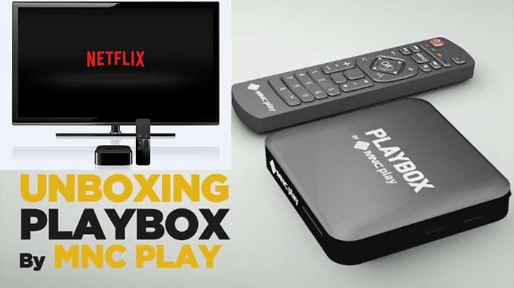 Syarat Instal Netflix Pada TV MNC Play