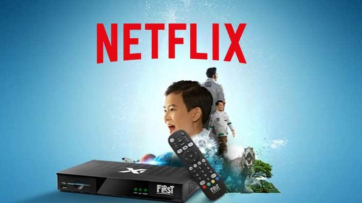 Syarat Instal Netflix di STB First Media