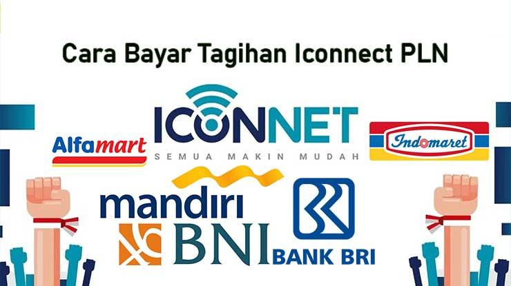 Cara Bayar Iconnect PLN via Offline