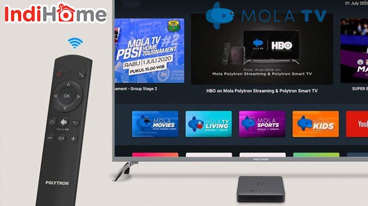 √ 11 Cara Update Aplikasi MolaTV di Indihome 2021 : Syarat ...